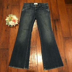 Abercrombie and Fitch Size 2 Boot Cut Jeans